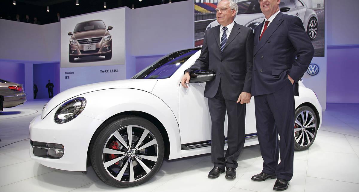 До конца года Volkswagen представит 30 новинок