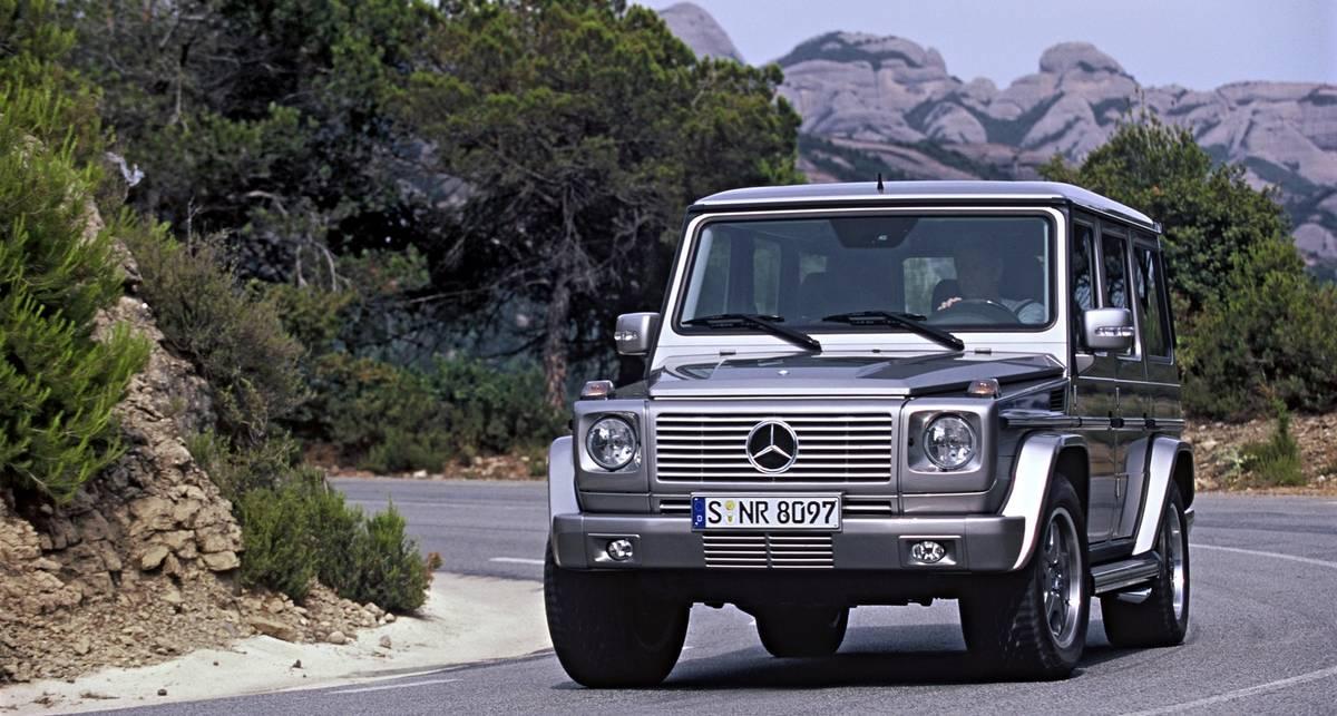Mercedes-Benz создаст сверхмощную версию G-класса