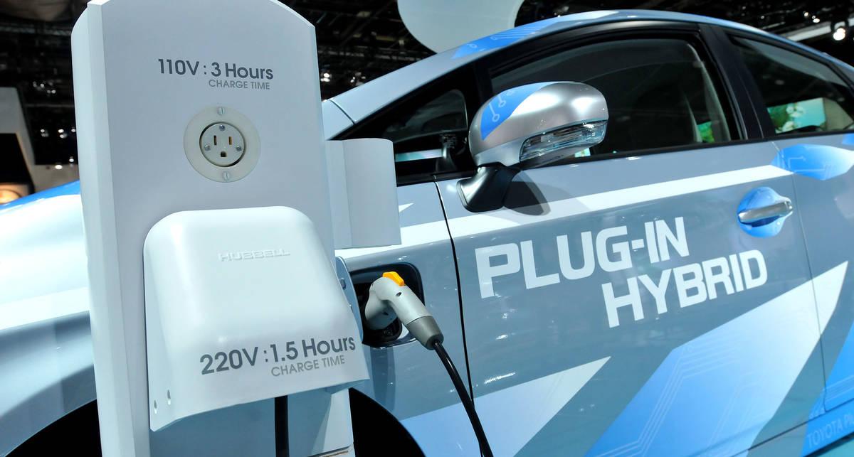 Электромобили захватывают европейский рынок
