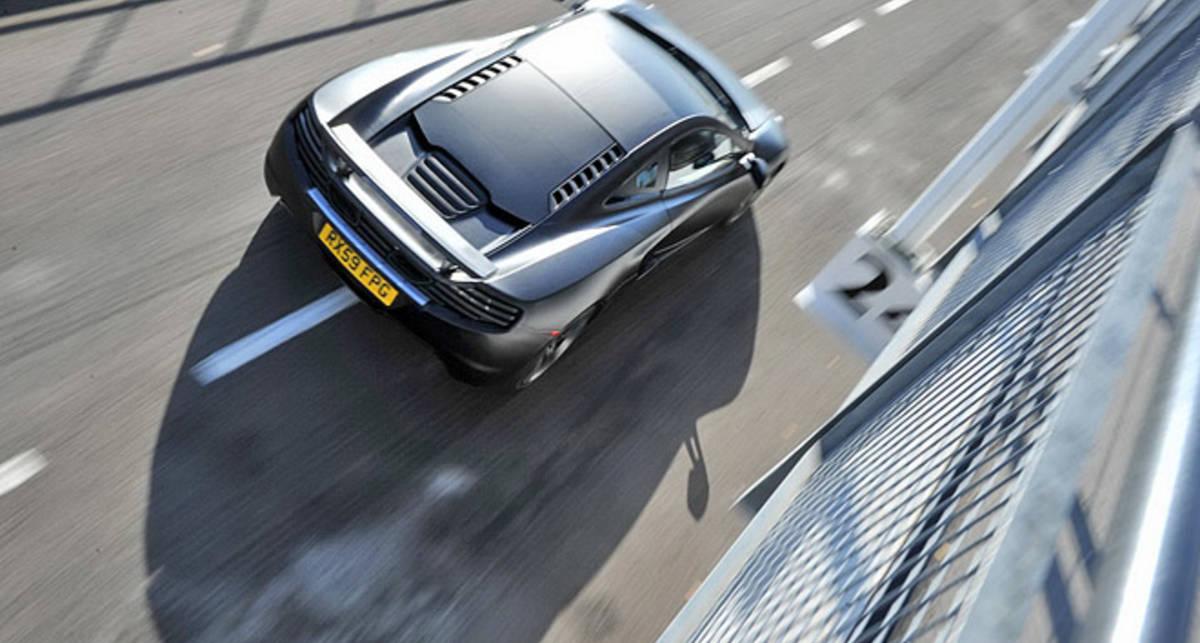 McLaren создаст самое быстрое авто для повседневной езды