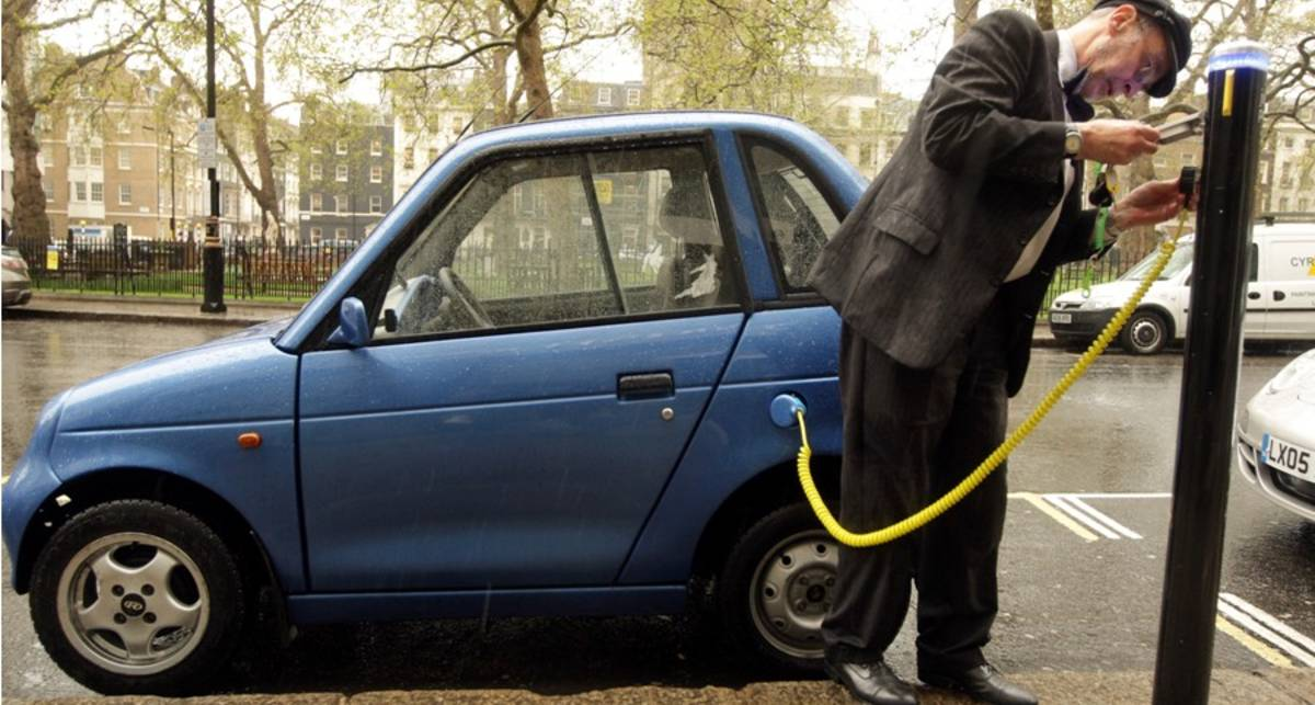 Электрокар станет залогом места на парковке