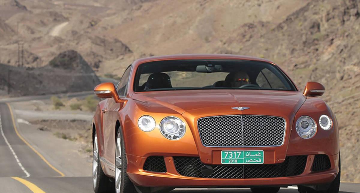 Китайцы покупают больше всего Bentley