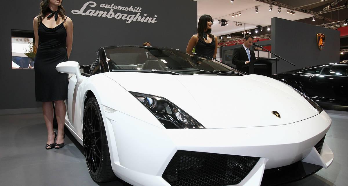 Lamborghini приступит к выпуску