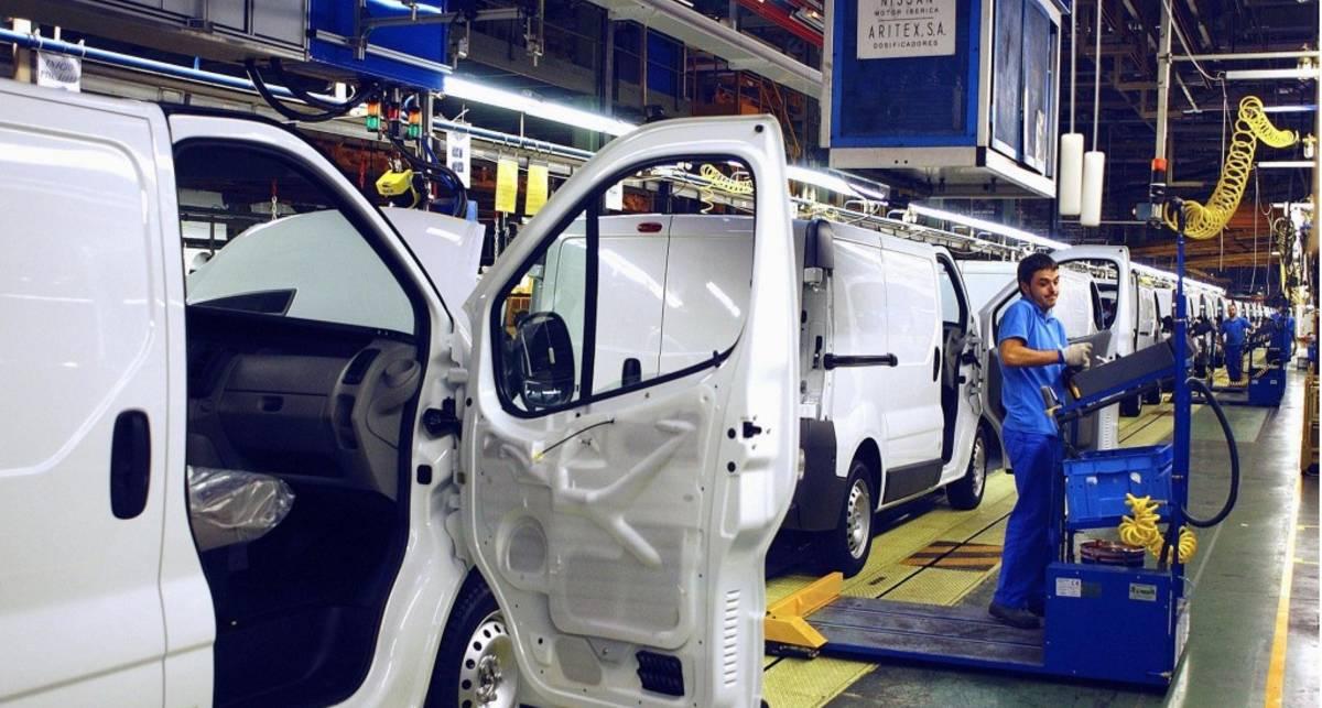 Renault собирается строить завод в Украине