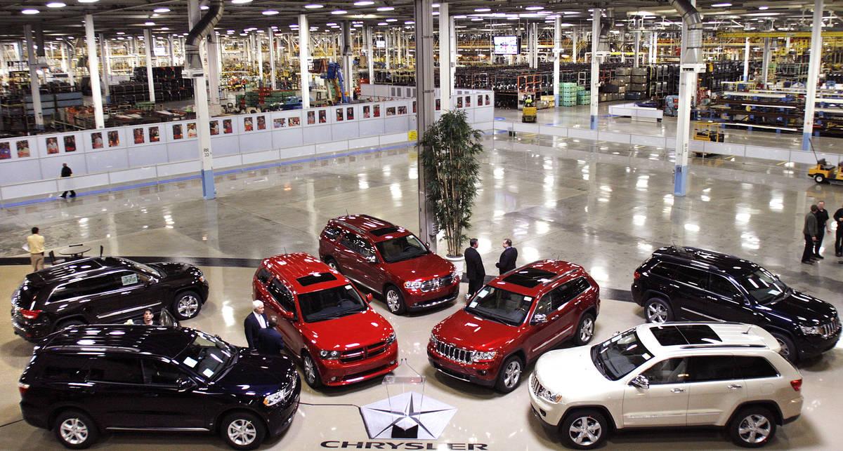 Fiat берет Chrysler под свое крыло