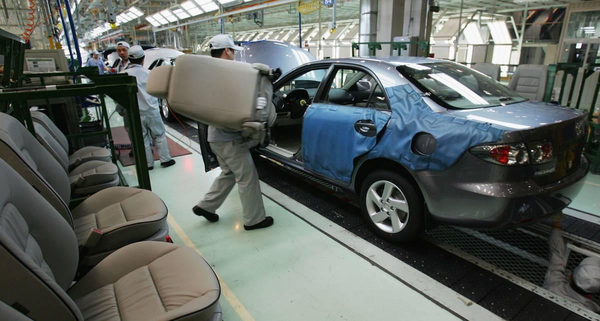Mazda уходит с американского рынка