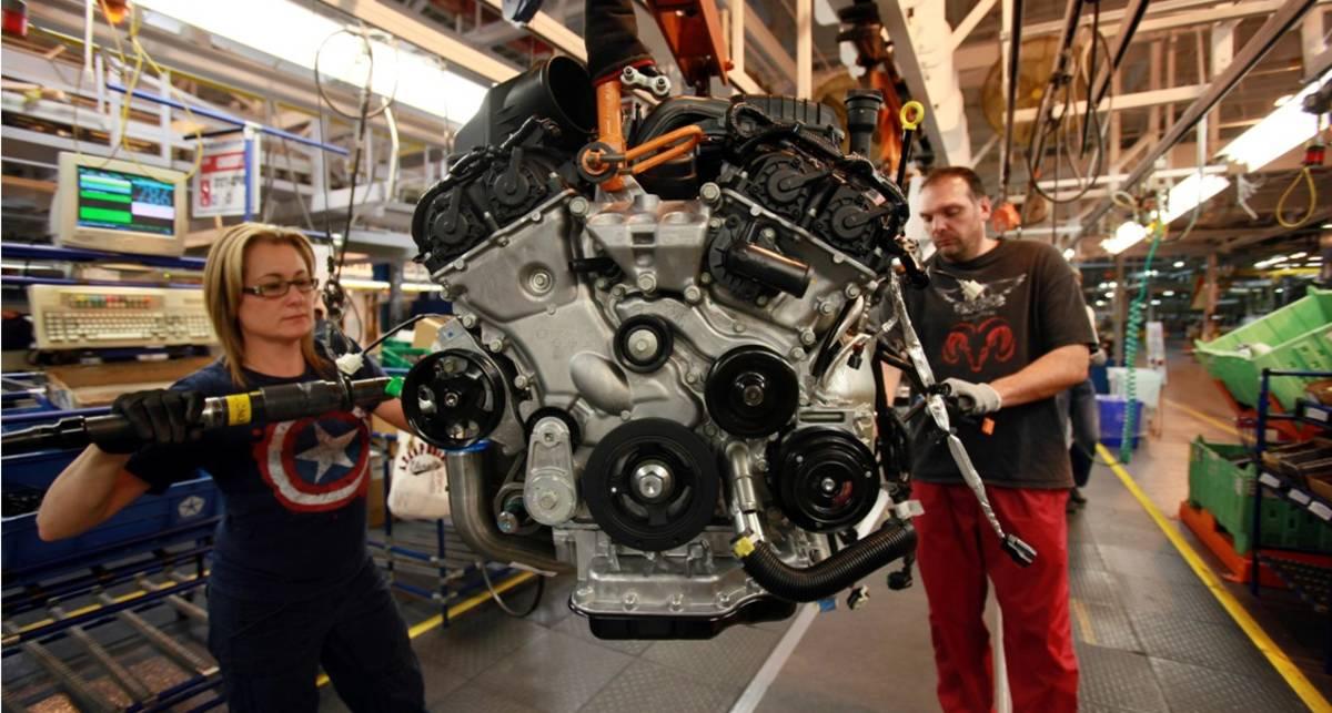 Chrysler работает над универсальным двигателем