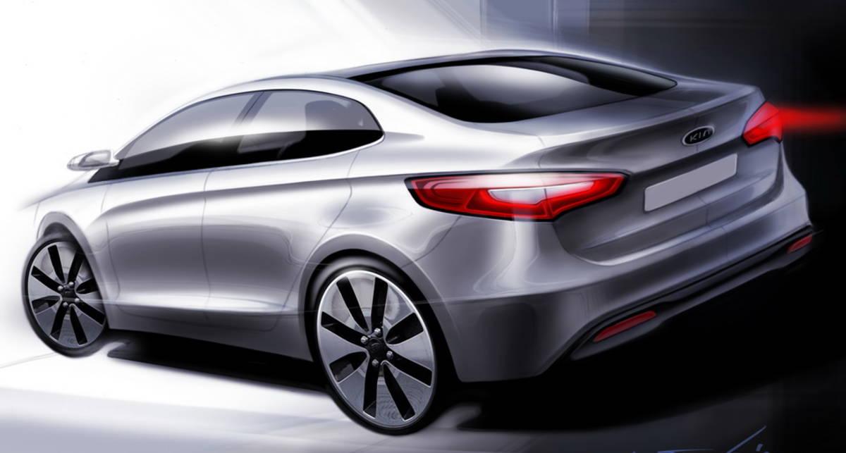 Осенью появится новый доступный седан Kia