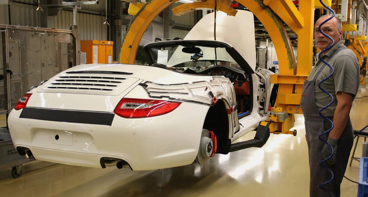 Porsche китайскими не станут