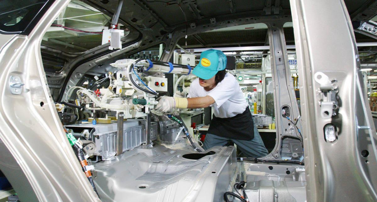 Японские машины получат одинаковые запчасти