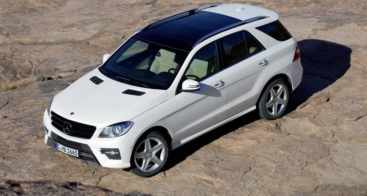 Новый Mercedes-Benz сразится с BMW X6