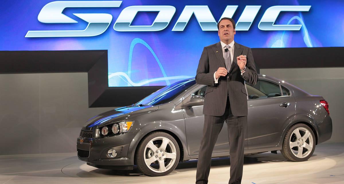 Chevrolet определилась с ценой нового Aveo