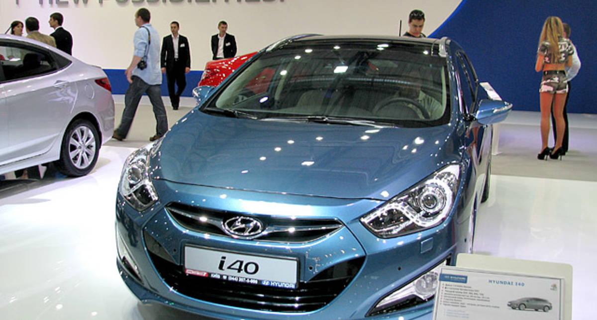 Hyundai заполонит Европу своими машинами