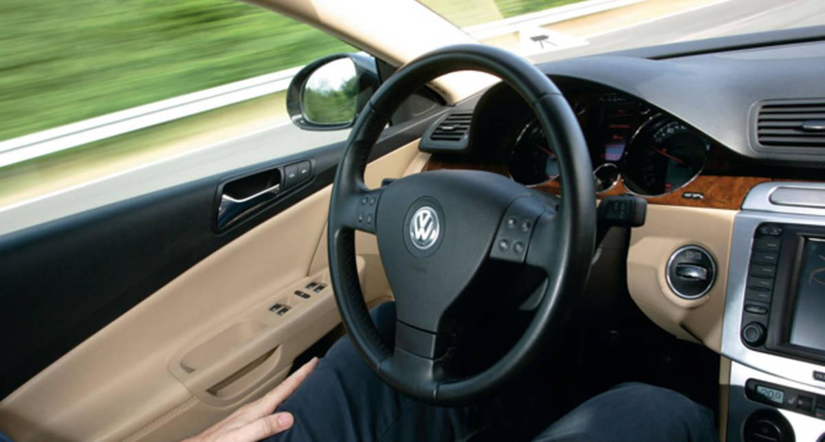 Автомобили Volkswagen получат автопилот