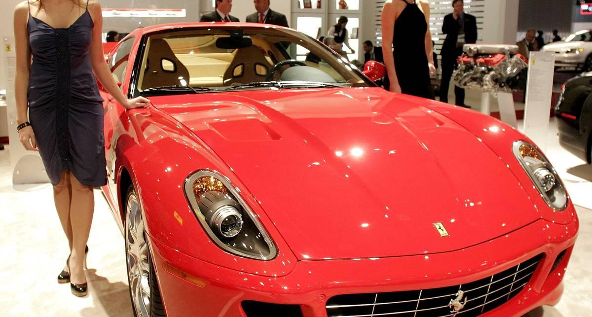 В мире заканчиваются красные Ferrari