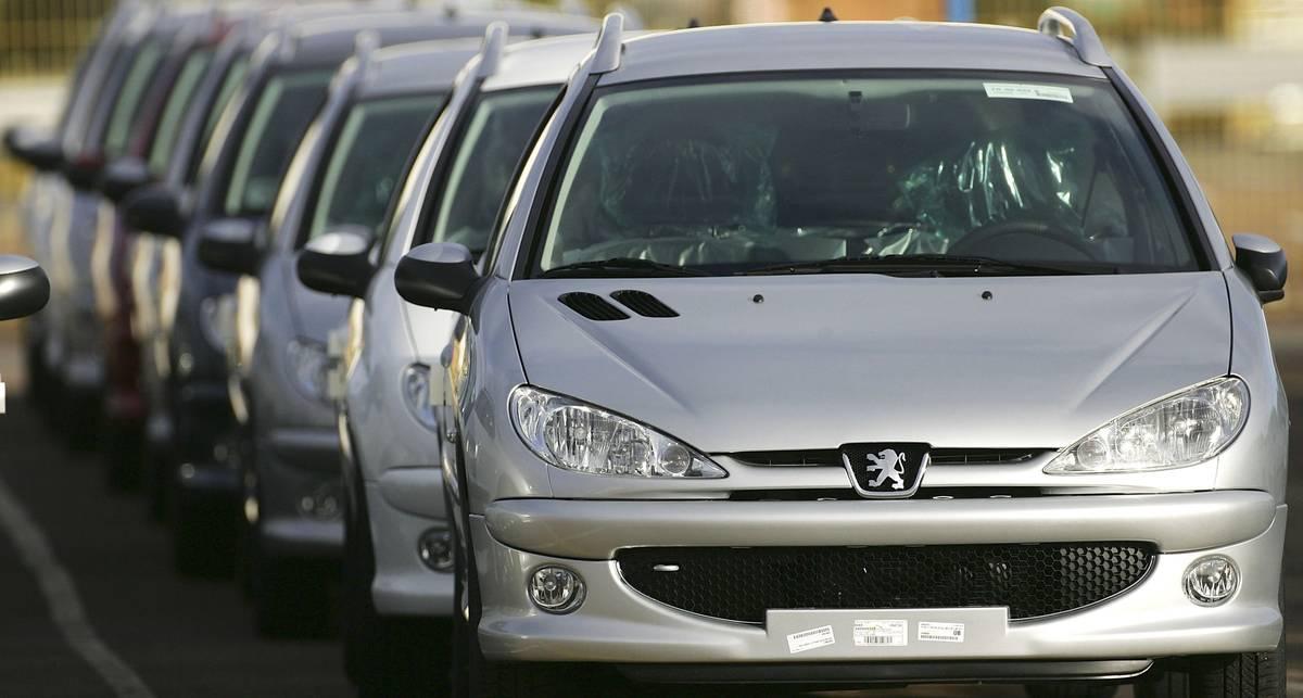 Концерн Peugeot-Citroen может побить собственный рекорд