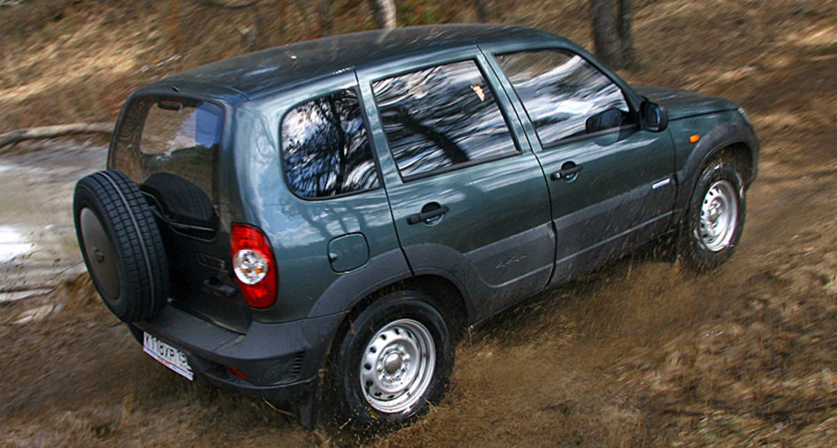 Системы безопасности добрались до Chevrolet Niva