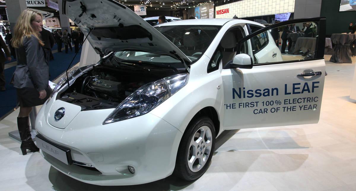 Покупатели электрокаров шокировали автопроизводителей