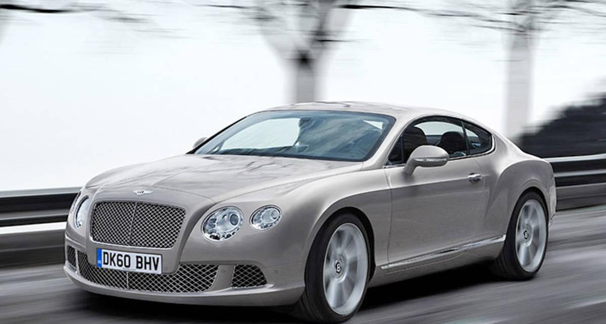 По всему миру скупают Bentley