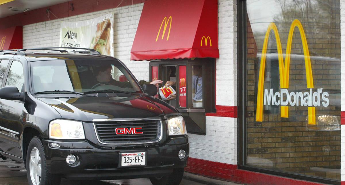 McDonalds подался в автопром