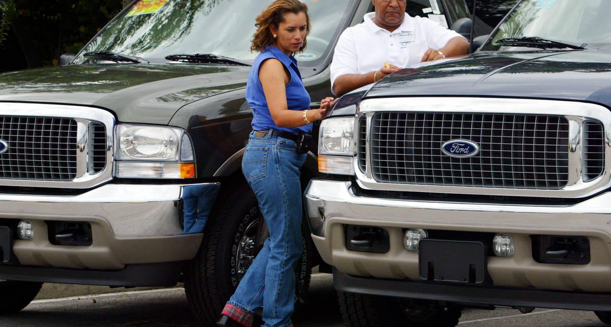Ford оставил конкурентов не у дел в США