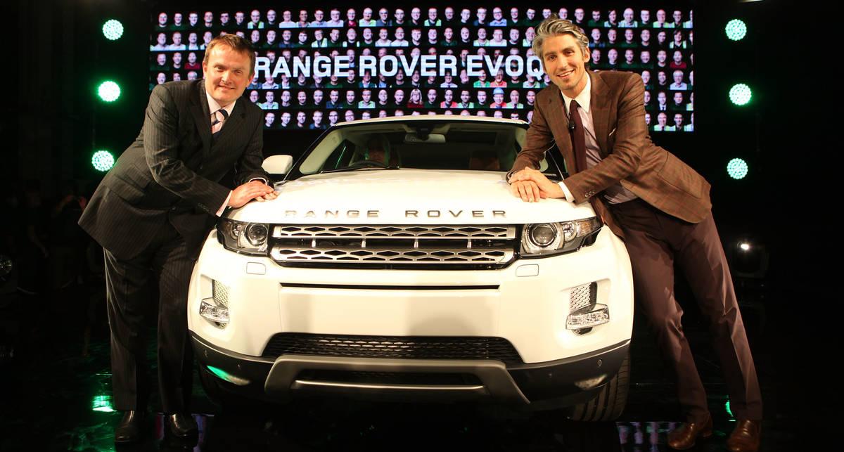 Range Rover отправил свою новинку прямо в музей