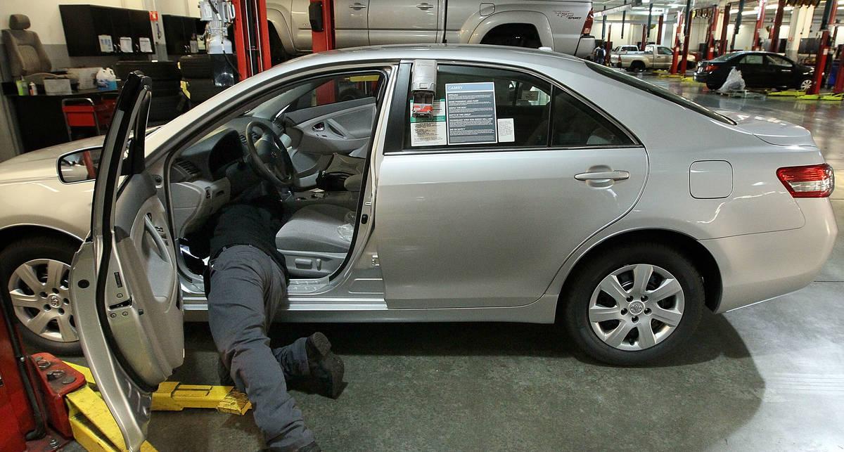 Владельцы японских машин не пользуются гарантией