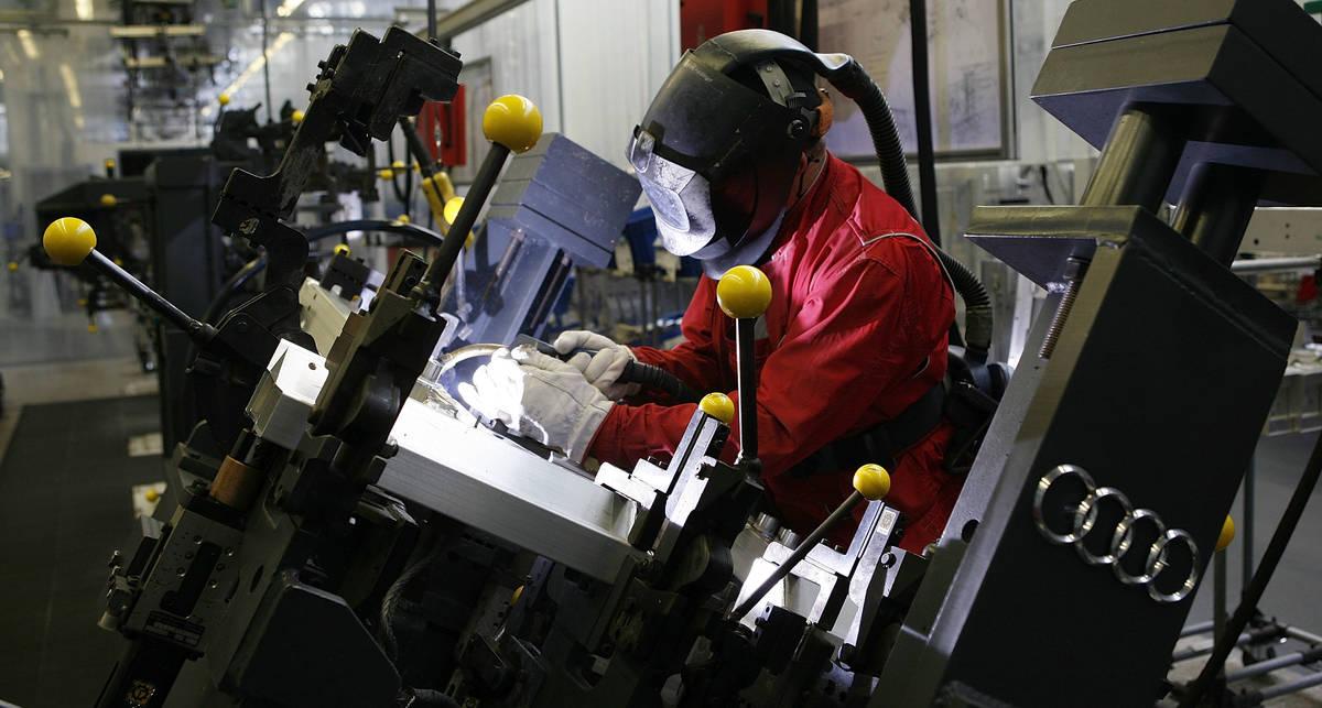 Audi строит завод в США