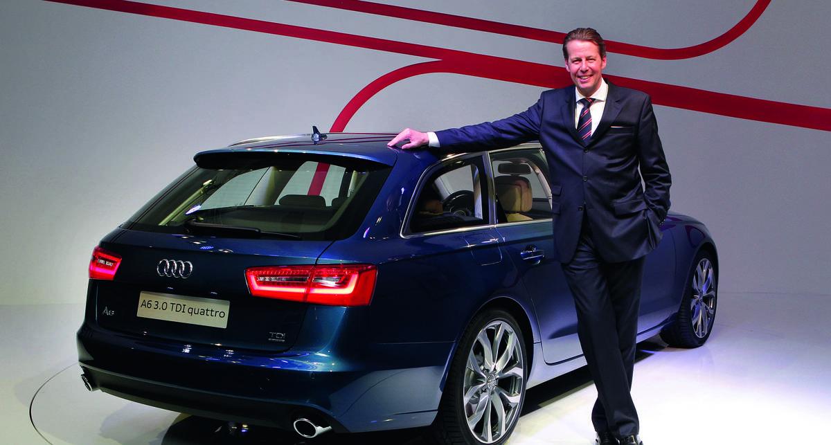 Audi готовит революцию в сегменте автомобилей премиум класса