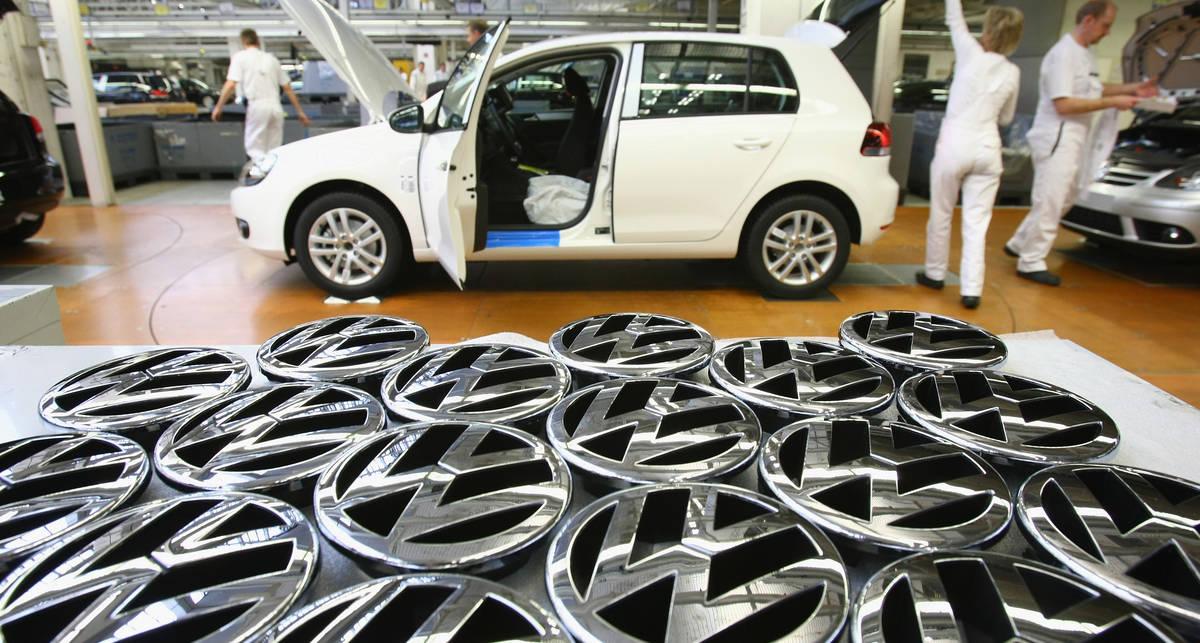 Volkswagen  инвестирует ?51,6 млрд. в собственное развитие