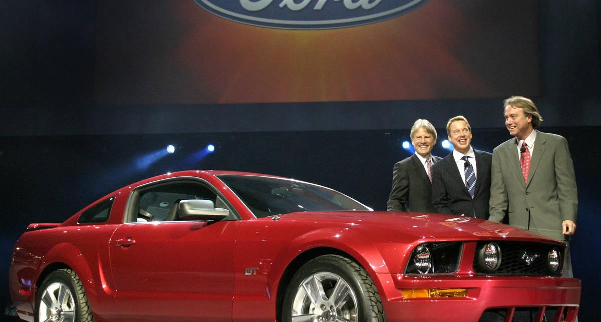 Ford рассказал о новом Mustang