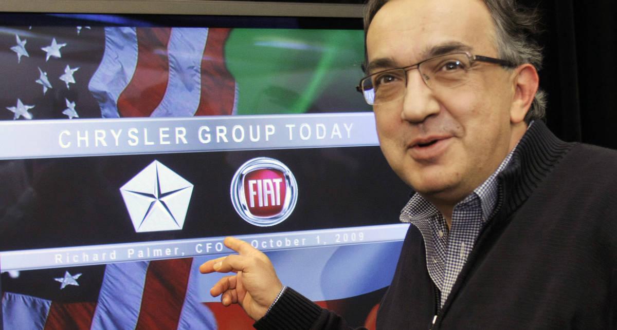 У Fiat и Chrysler останется один босс
