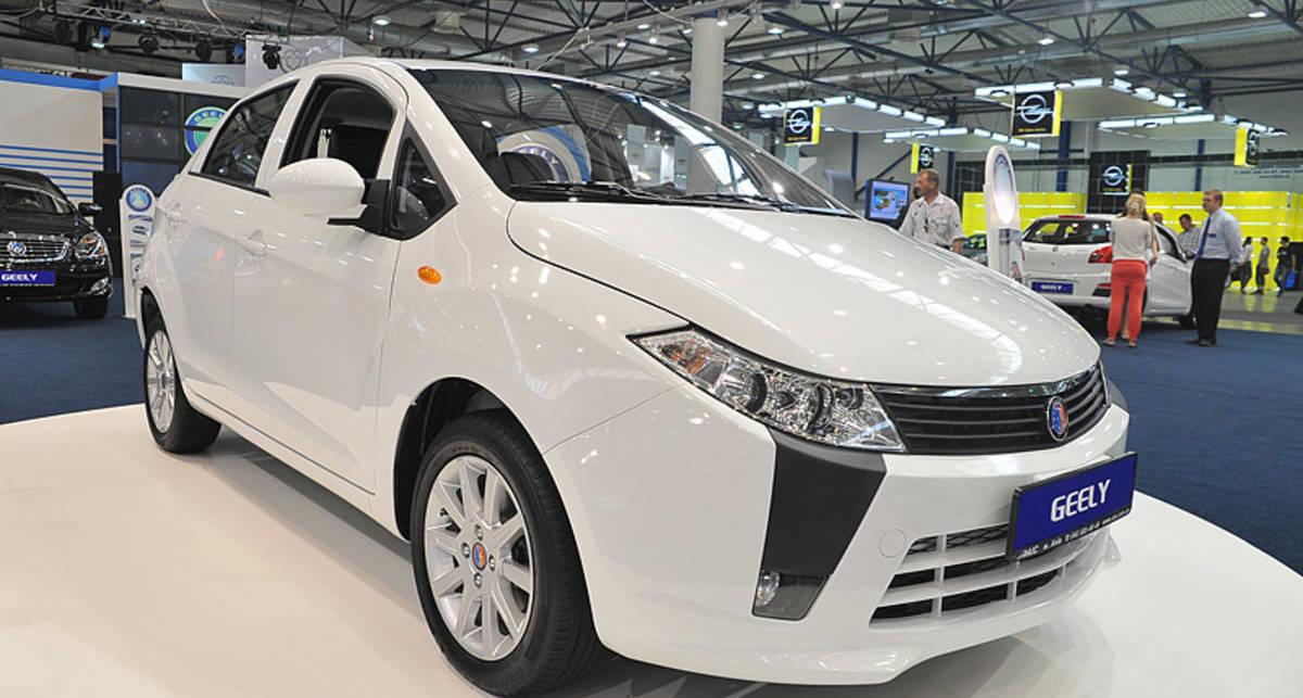 Китайские автомобили не нравятся даже китайцам