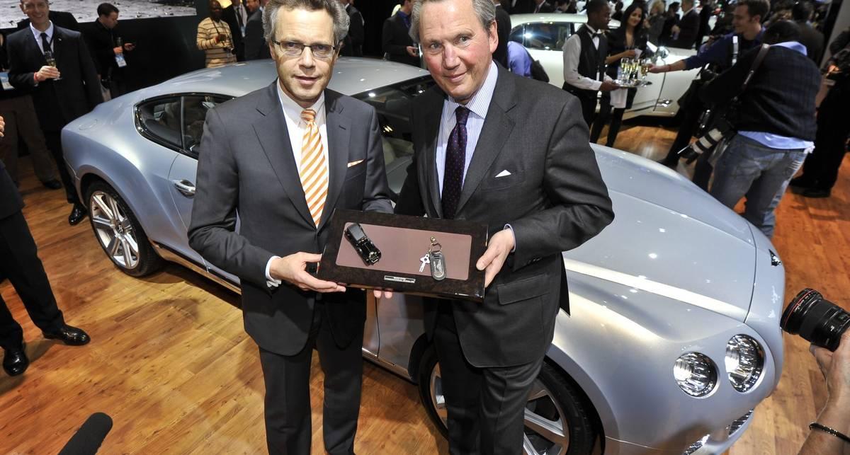 У Bentley будет собственный внедорожник