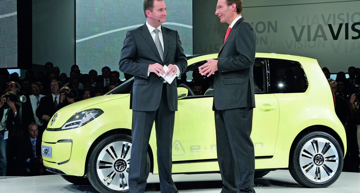 Volkswagen запускает новый бюджетный миникар