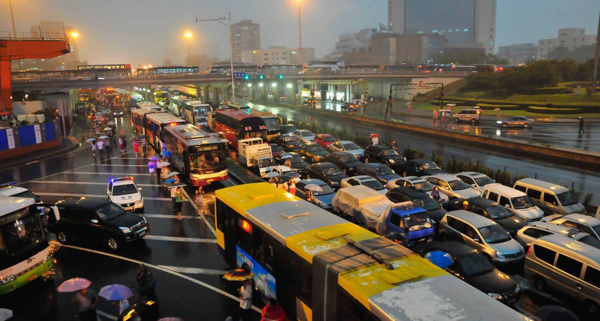 В Китае уже 100 млн. машин