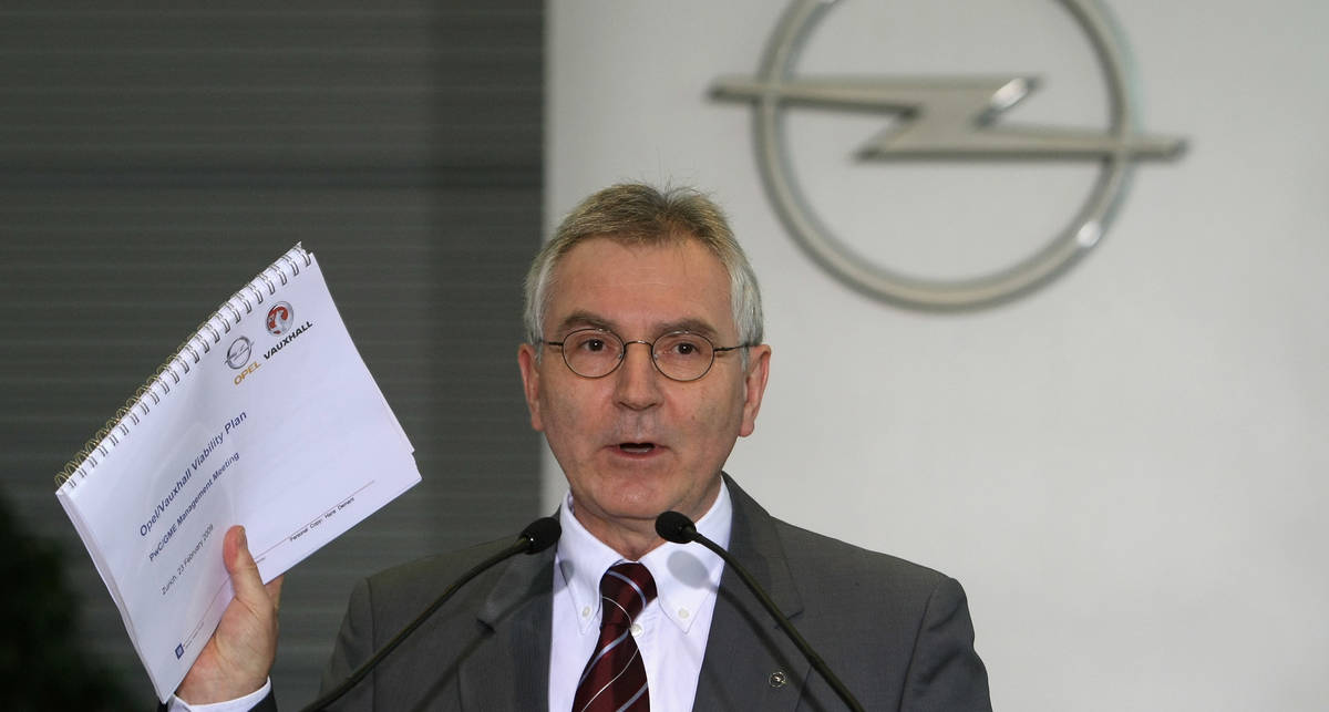WikiLeaks: Жадность русских стала на пути продажи Opel