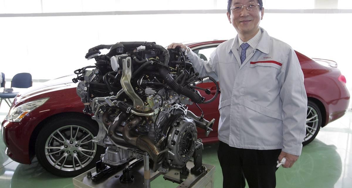 Nissan начинает штамповать новинки