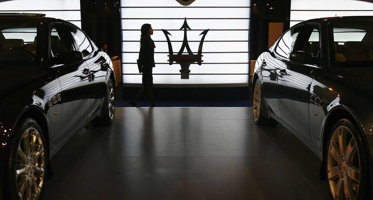 Maserati вырастет до кроссовера