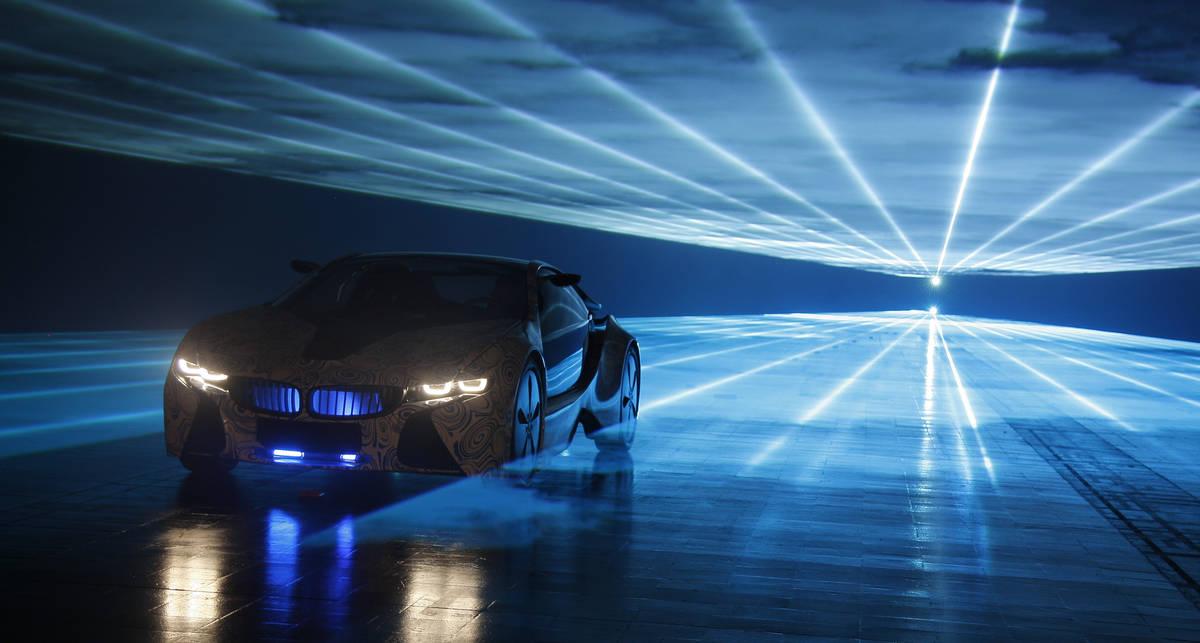 BMW может показать новую модель уже завтра