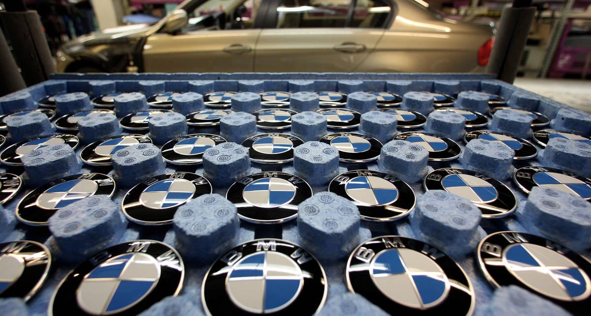 BMW придумывает новые имена для своих моделей