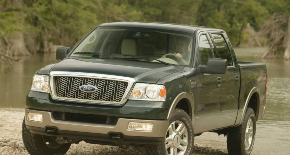 У пикапов Ford отваливается бензобак