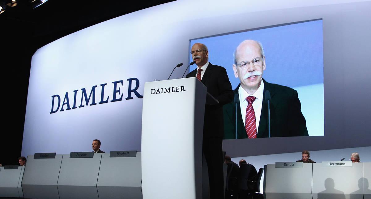Daimler собирается захватить премиум-сегмент