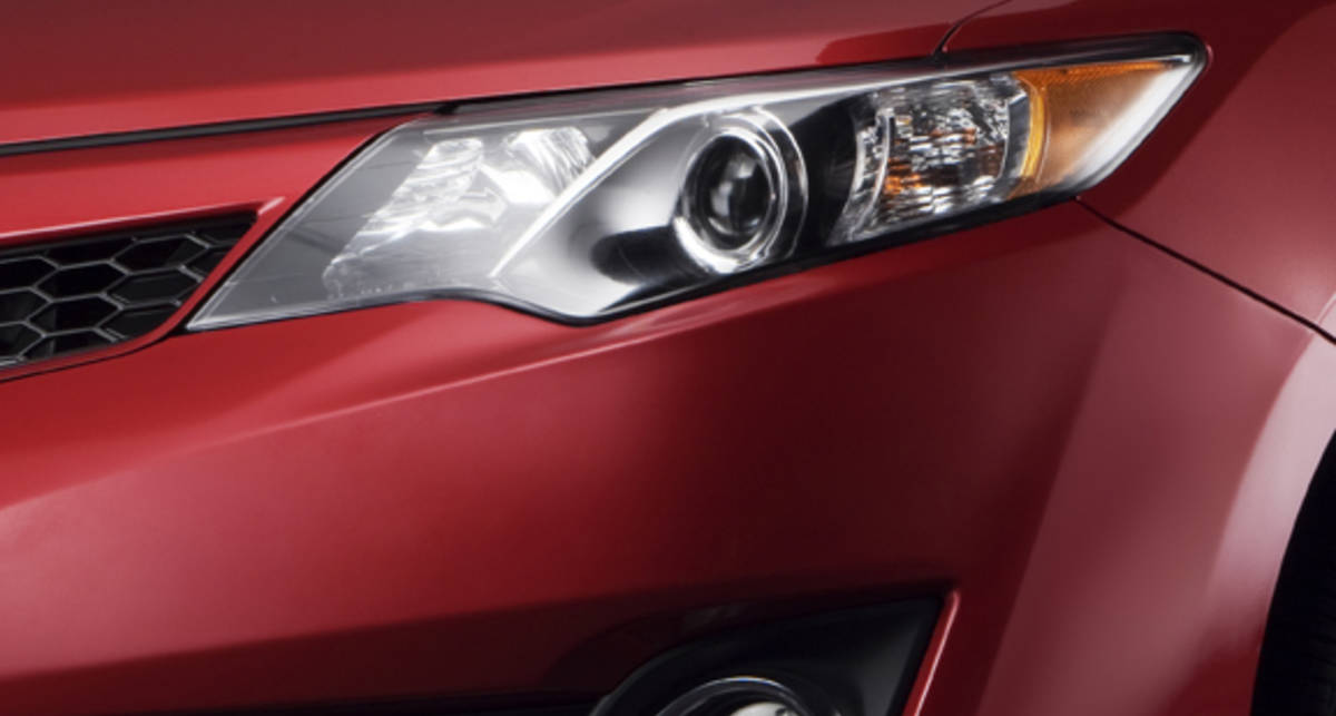 Toyota показала немного новой Camry (фото)