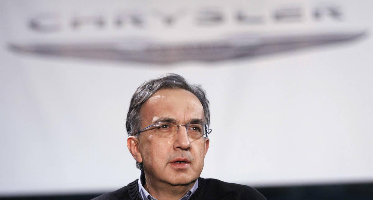 Серджио Маркионне покинет Chrysler в 2015 году