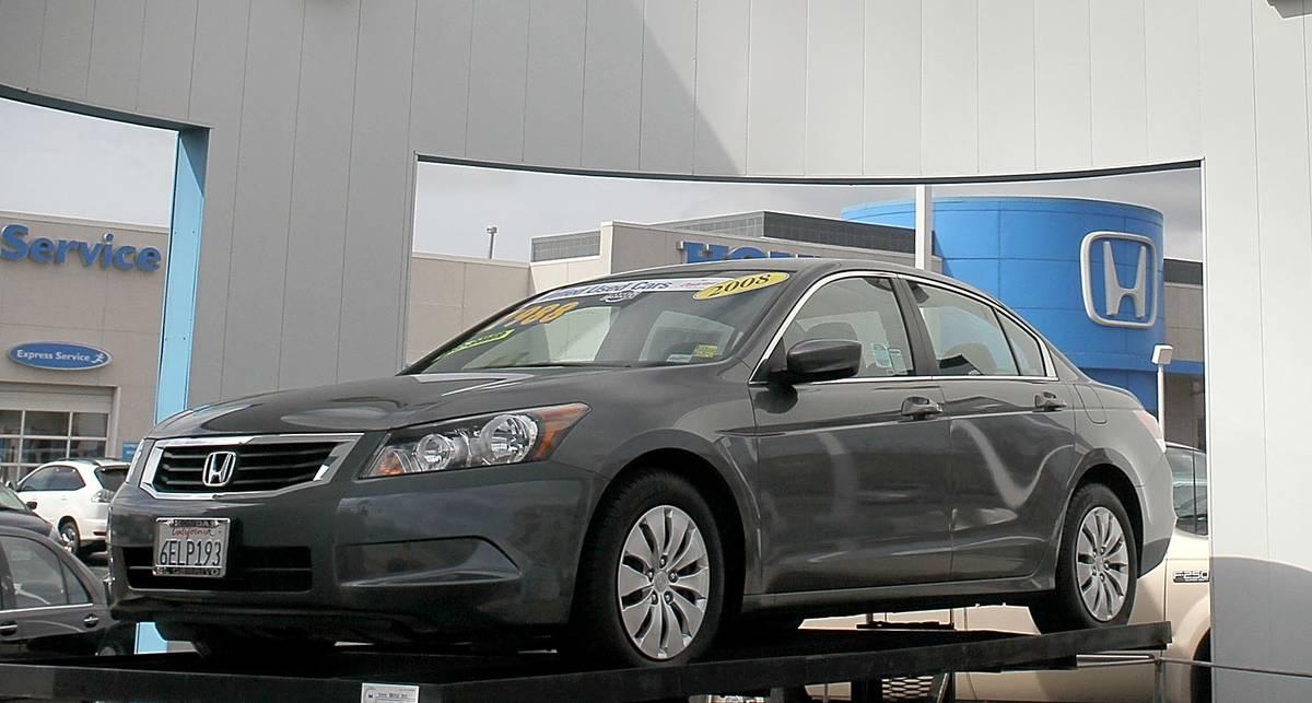 Honda отзывает свыше 2 млн. автомобилей