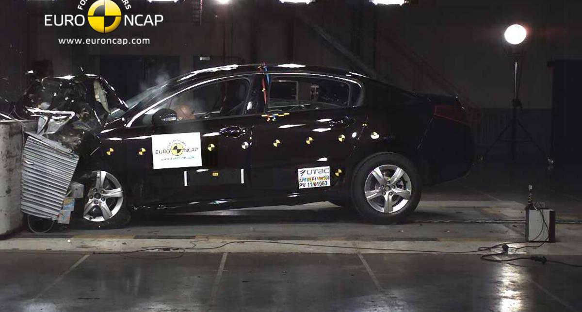 Euro NCAP разбил шесть новых машин