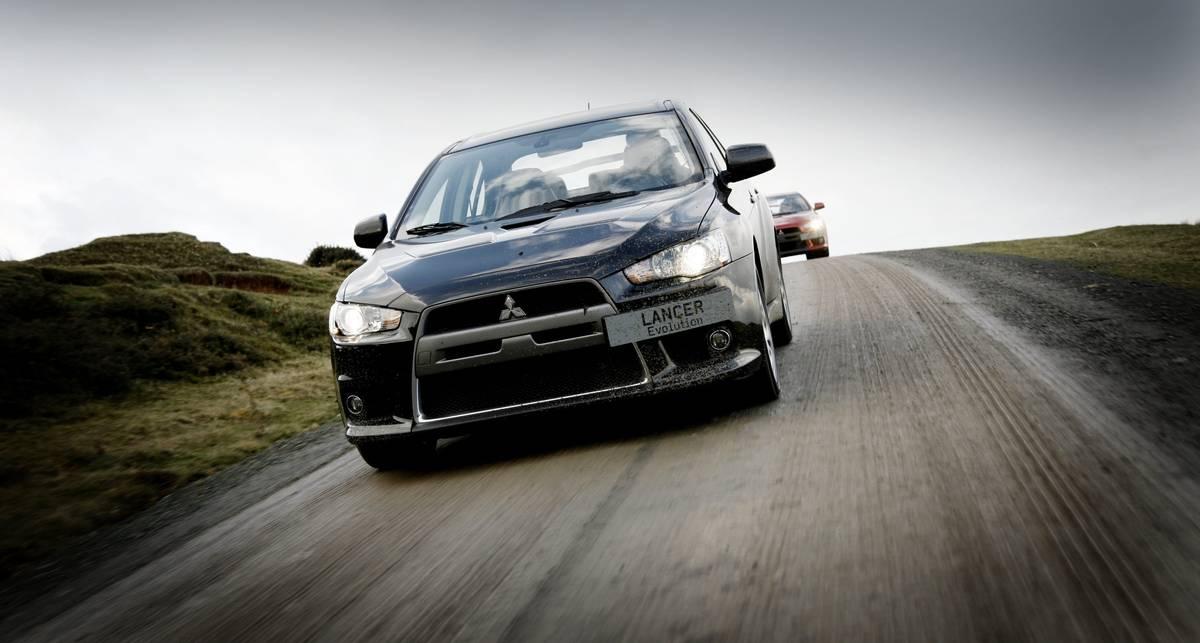 Mitsubishi подарит миру дешевый полноприводный Lancer