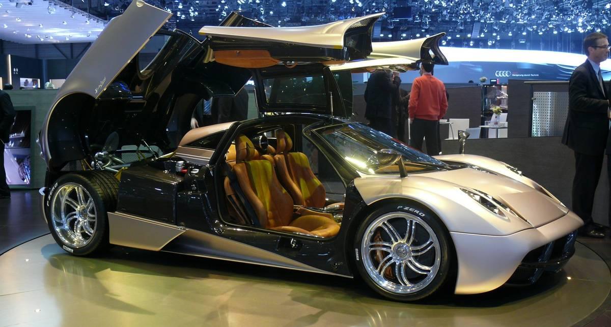 Одно из самых быстрых авто в мире объявили вне закона