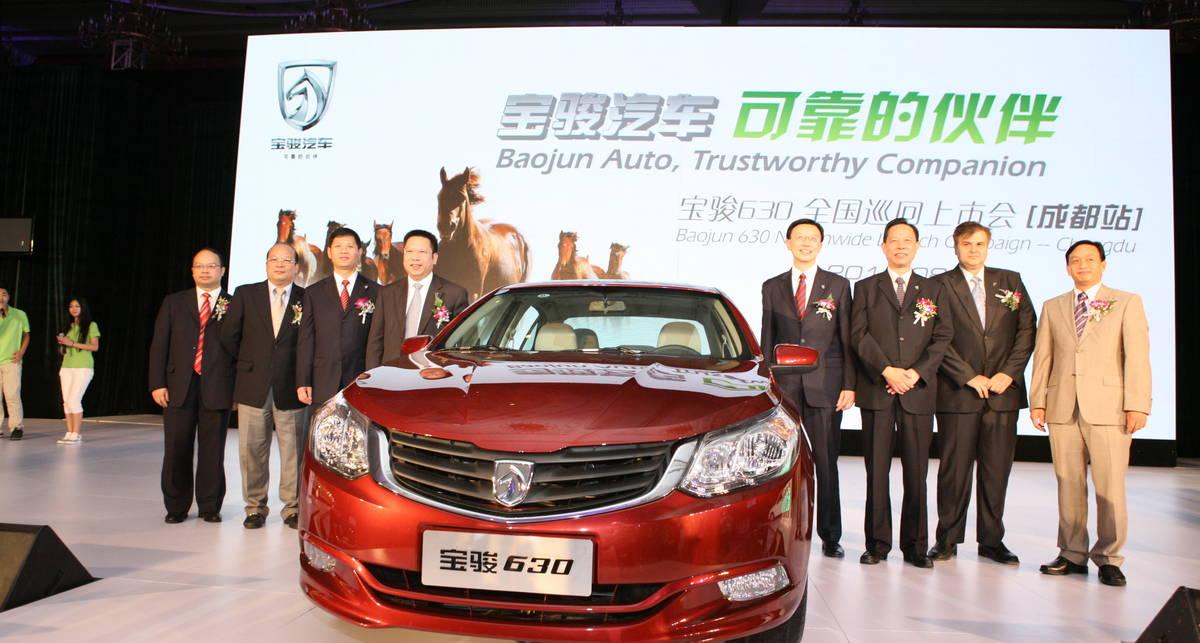 Китайцы каждую минут покупают 24 автомобиля